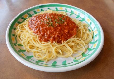 ジョリーパスタ(Jolly-Pasta)青井店のボローニア風ミートソース