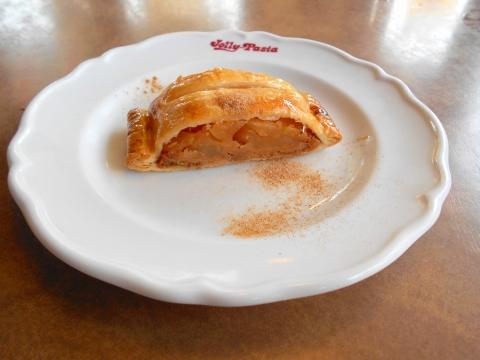 ジョリーパスタ(Jolly-Pasta)青井店の青森産紅玉のアップルパイ