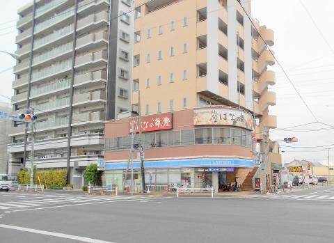 東京都足立区六町1丁目にある海鮮居酒屋「はなの舞 足立六町店」外観