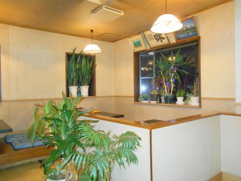 埼玉市岩槻区尾ヶ崎新田にある焼肉、中華料理のお店「けやき」店内