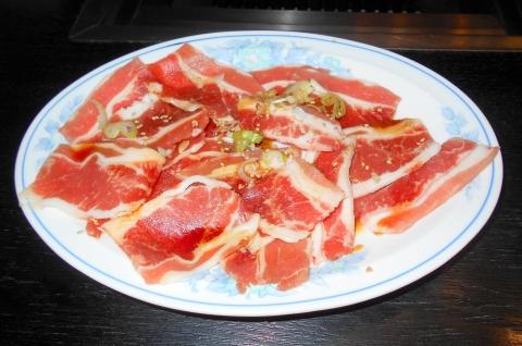 埼玉市岩槻区尾ヶ崎新田にある焼肉、中華料理のお店「けやき」スペシャル カルビ