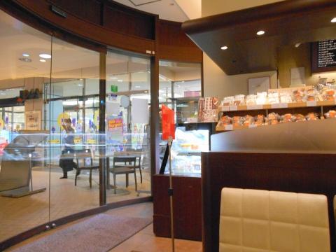 都営大江戸線の光が丘駅を最寄駅とする東京都練馬区光が丘5丁目にあるカフェイタリアントマトCafeJr.光が丘IMA店の店内
