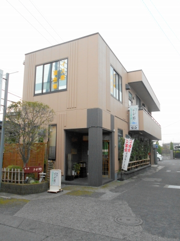 埼玉県春日部市大場にある居酒屋「海食 さが野」外観
