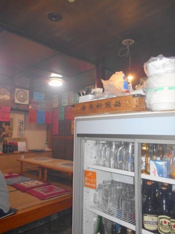 神奈川県相模原市南区相模台4丁目にある焼肉店「焼肉 はせ川」の店内