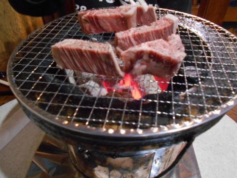 神奈川県相模原市南区相模台4丁目にある焼肉店「焼肉 はせ川」の柔らかハラミ