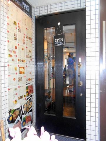 東京都板橋区大山町にある焼肉店「Seoul物語 ソウル物語」外観