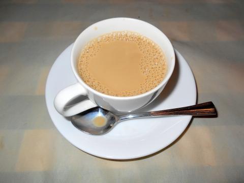 神奈川県川崎市川崎区砂子1丁目にあるイタリアン料理のお店「TAVERNA Lou-Lou タベルナ ルゥルゥ」コーヒー