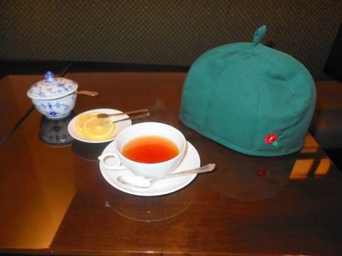 埼玉県所沢市日吉町にある喫茶店「椿屋カフェ 所沢駅前店」アッサム