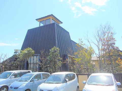 茨城県古河市駒羽根にある和食ファミリーレストラン「家族レストラン 坂東太郎 古河総本店」外観