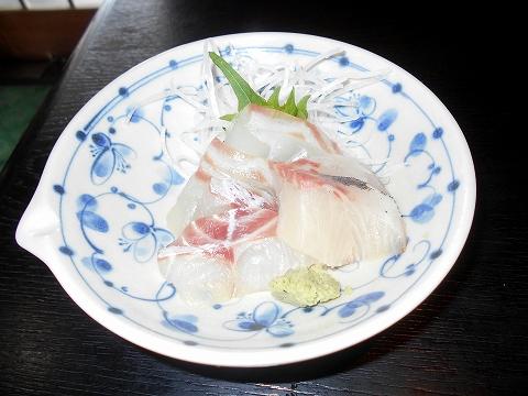 広島県福山市鞆町鞆にある魚介、海鮮料理のお店「鯛亭」鯛自慢 鯛のお造り