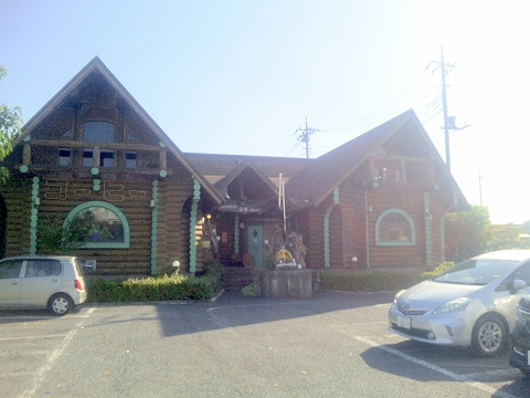 東武スカイツリーラインのせんげん台駅近くの埼玉県越谷市大泊にあるカフェ珈琲屋OBせんげん台店の外観