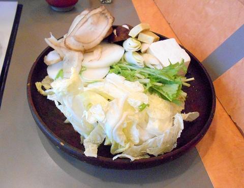 西武池袋線の仏子駅を最寄駅とする埼玉県入間市小谷田にあるしゃぶしゃぶすき焼きのどん亭入間店の野菜