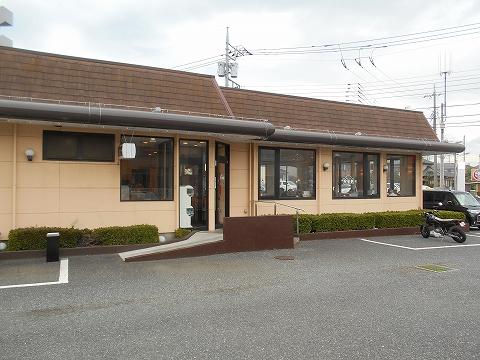 埼玉県入間市上藤沢にある焼肉店「安楽亭 入間藤沢店」外観