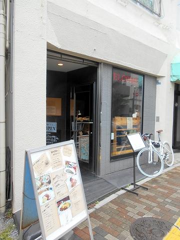 千葉県市川市市川1丁目にあるイタリア料理のお店「Sole ソーレ」外観