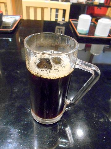 神奈川県川崎市川崎区砂子2丁目にある刺身、居酒屋のお店「うおや 一丁 川崎砂子店」ランチの食後のコーヒー