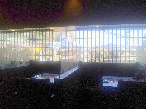 埼玉県所沢市上新井4丁目にある牛タン料理のお店「牛たん焼き仙台辺見 新所沢店」店内