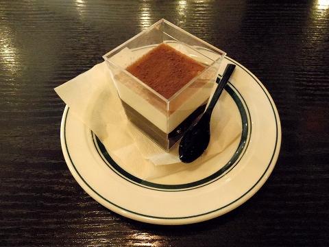 神奈川県川崎市川崎区宮本町にあるカフェ「和かふぇ かたなし」コーヒーゼリー