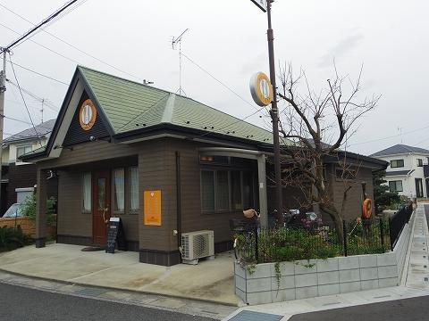 埼玉県春日部市牛島にある洋食店「キッチンローリー Kitchen ROLLY」外観