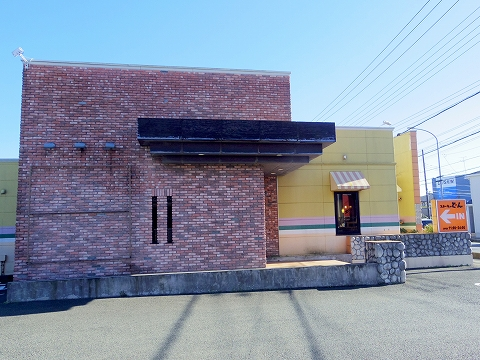 埼玉県所沢市狭山ケ丘6丁目にある「ステーキのどん 所沢狭山ヶ丘店」外観
