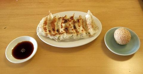茨城県ひたちなか市大平4丁目にある「中華料理 翔ちゃん」餃子