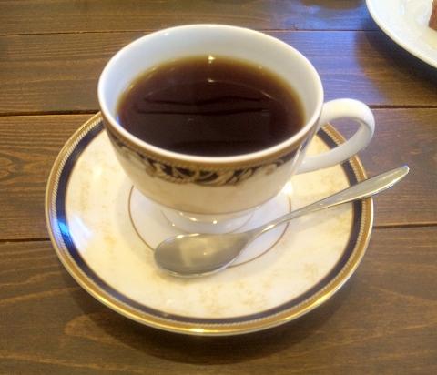 埼玉県所沢市下安松にあるカフェ、珈琲専門店の「自家焙煎珈琲カプリコーン」モカ・マタリ