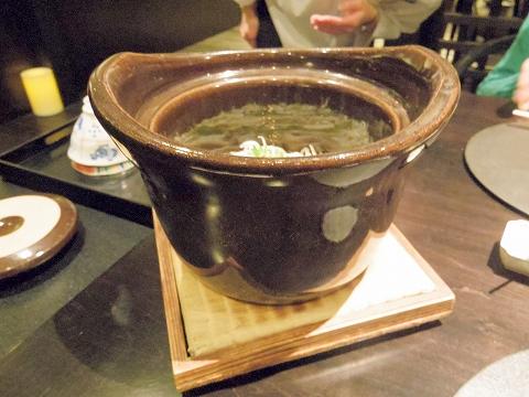 石川県加賀市山代温泉にある温泉旅館「べにや無何有」夕食 お食事 氷魚と唐墨のご飯 木の芽