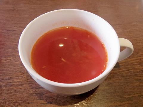 埼玉県入間市春日町1丁目にあるイタリア料理のお店「ナポリのかまど 入間本店」スープ