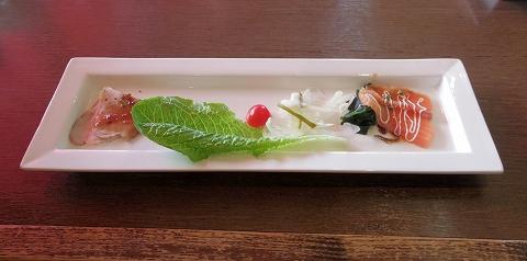 埼玉県入間市春日町1丁目にあるイタリア料理のお店「ナポリのかまど 入間本店」前菜