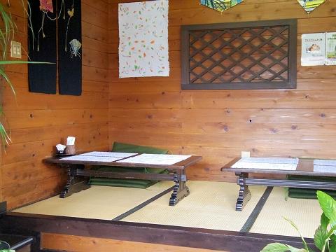 茨城県水戸市見川町にある洋食店「レストハウス時代屋」店内