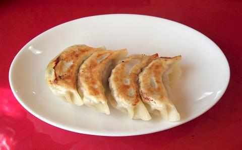 埼玉県越谷市千間台西4丁目にある「中華料理 喜」餃子