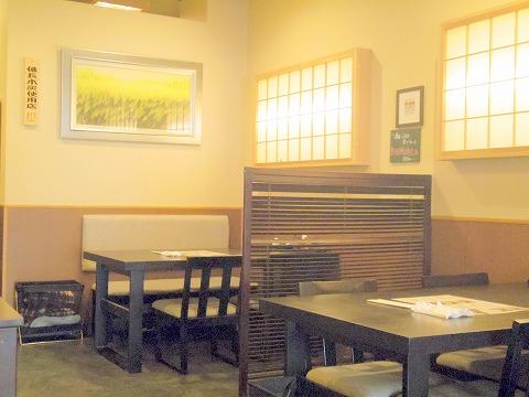 神奈川県川崎市川崎区小川町にある「熟成牛たん しげ吉 川崎本店」店内