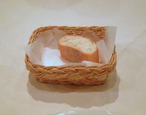 東京都練馬区富士見台3丁目にあるイタリア料理の「ボラーレ Volare」パン