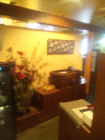 埼玉県さいたま市岩槻区本町3丁目にある和牛、野菜、炭火焼のお店「おくゆき」店内