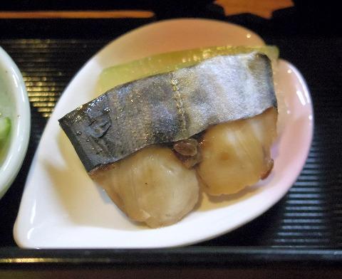 埼玉県越谷市谷中町1丁目にある和食、居酒屋の「米やじゅんの助二合」お通し