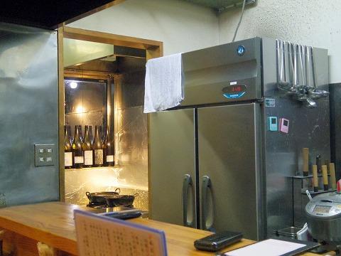 埼玉県越谷市谷中町1丁目にある和食、居酒屋の「米やじゅんの助二合」店内