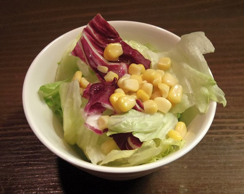 埼玉県春日部市八丁目にあるカフェ「羅布乃瑠 沙羅英慕 春日部店」ジャンボハンバーグ、スープとライスのセット、食後にホットレモンティーを