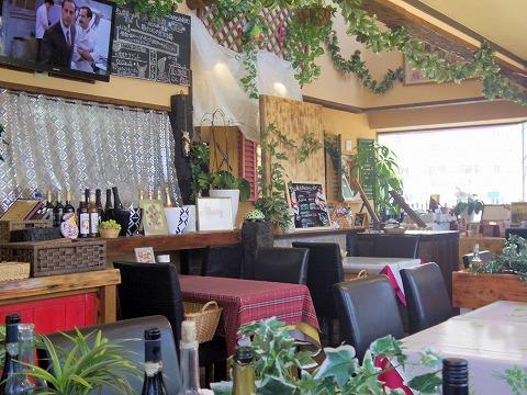 埼玉県埼玉県春日部市中央2丁目にあるイタリア料理のお店「イタリア食堂 テラ マーテル」外観
