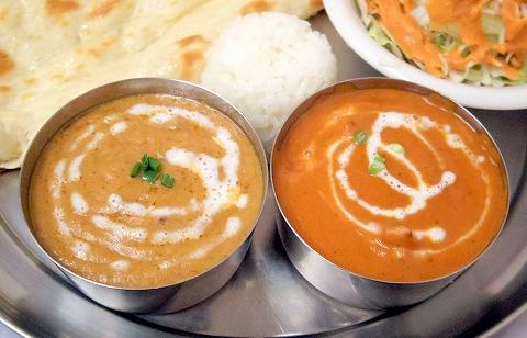 東京都日野市南平2丁目にあるネパール料理、インド料理、インドカレーのお店「インド・ネパールカレー レストラン ランザナ」ランザナセット