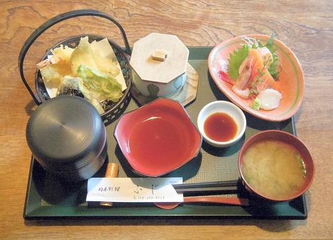 埼玉県川口市東内野にある和食のお店「日本料理ふじ」ふじ膳