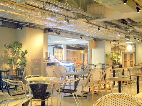 茨城県土浦市有明町にあるカフェ「SLOW JET COFFEE Cookie スロー ジェット コーヒー クッキー」店内