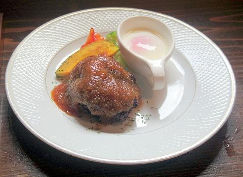 茨城県水戸市見和1丁目にある和食の「梵珠庵」満月ランチ