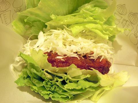 東京都板橋区成増2丁目にあるハンバーガーのお店「モスバーガー 成増店」アイスレモンティーMサイズと菜摘ロースかつバーガーと菜摘フィッシュバーガー