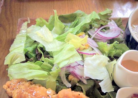 茨城県猿島郡境町上小橋にあるカフェ「Cafe & Dining GOODDAY  カフェ&ダイニング グッデイ」ワンプレートランチ