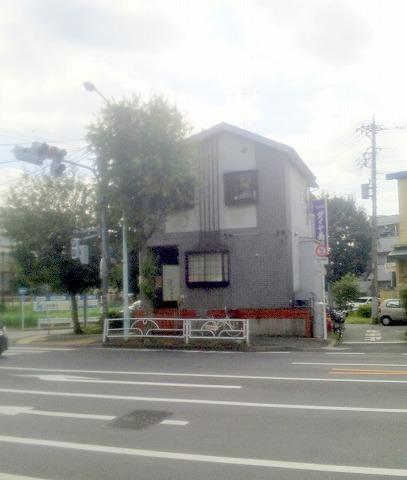 東京都東村山市栄町1丁目にある寿司店「ダイヤ寿司」外観