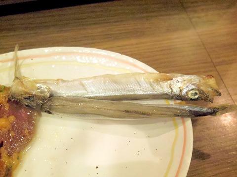 神奈川県川崎市中原区木月1丁目にある居酒屋、魚介・海鮮料理のお店「さかなの台所 オリエンタル 西口店」網焼き半コース