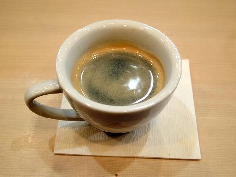 茨城県水戸市笠原町にある寿司、和食の「寿司ダイニング 福円」コーヒー