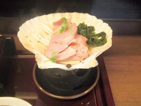 埼玉県入間市東町3丁目にある海鮮・魚介料理の「旬彩浜や  ゆう輝」上ちらし御膳