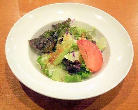 石川県加賀市作見町にあるファミリーレストラン「ココス COCO'S 加賀店」サラダセット