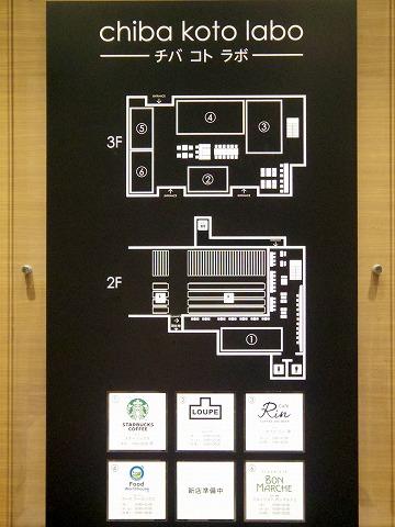 千葉県千葉市中央区新千葉1丁目にあるカフェ「スターバックスコーヒー ペリエ千葉店」外観