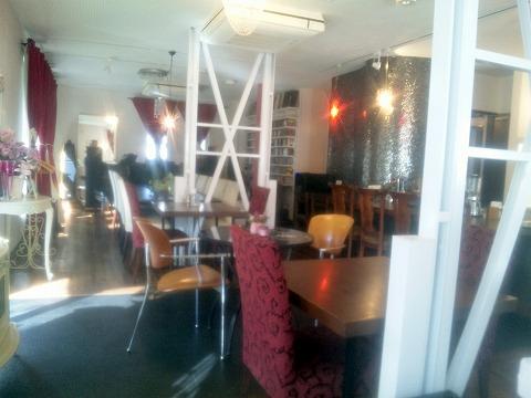 埼玉県狭山市祇園にあるイタリア料理のお店「トレスカーサ粋   Tres Casa sui」店内